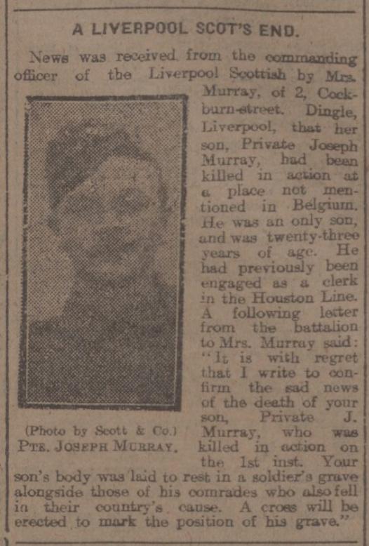Liverpool Echo 26 April 1915 b
